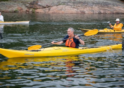 Kayaking Bill Culp