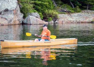Kayaking Dan Kuhn